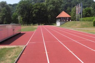 Leichtathletik Trainingslager im Sport Resort in Leibnitz (Oesterreich)