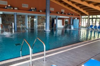 Trainingslager im Hotel in Cambrils (Spanien)