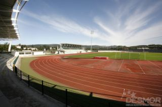Leichtathletik Trainingslager im Desmor Sports Center in Rio Maior (Portugal)