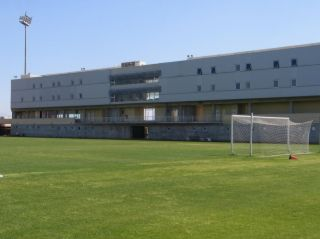 Trainingslager im Sport Center in Nikosia (Zypern)